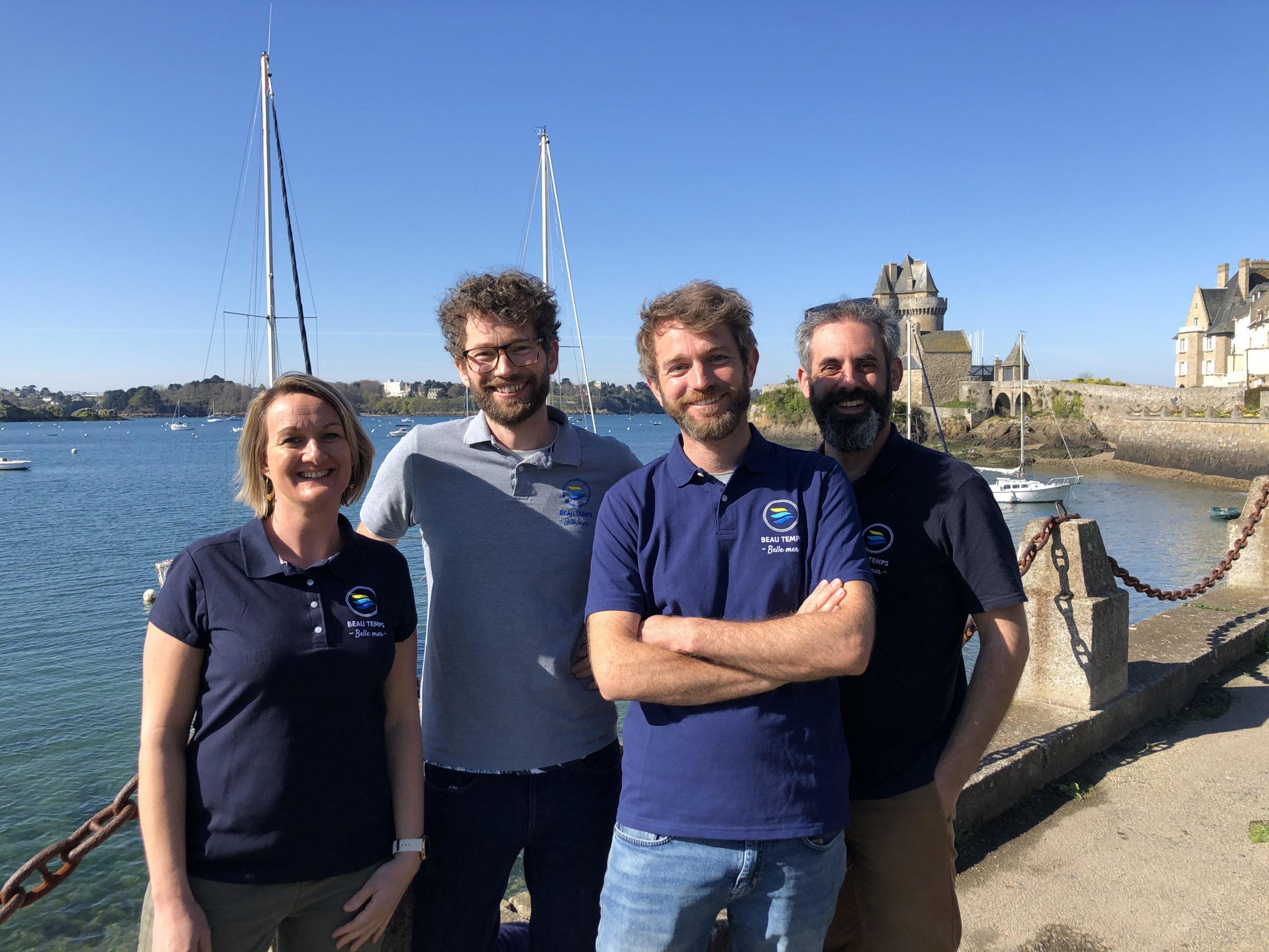 Equipe conciergerie Saint-Malo Dinard Dinan